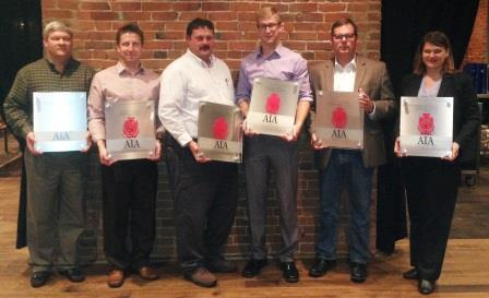 AIA Southern IN Chapter members wp